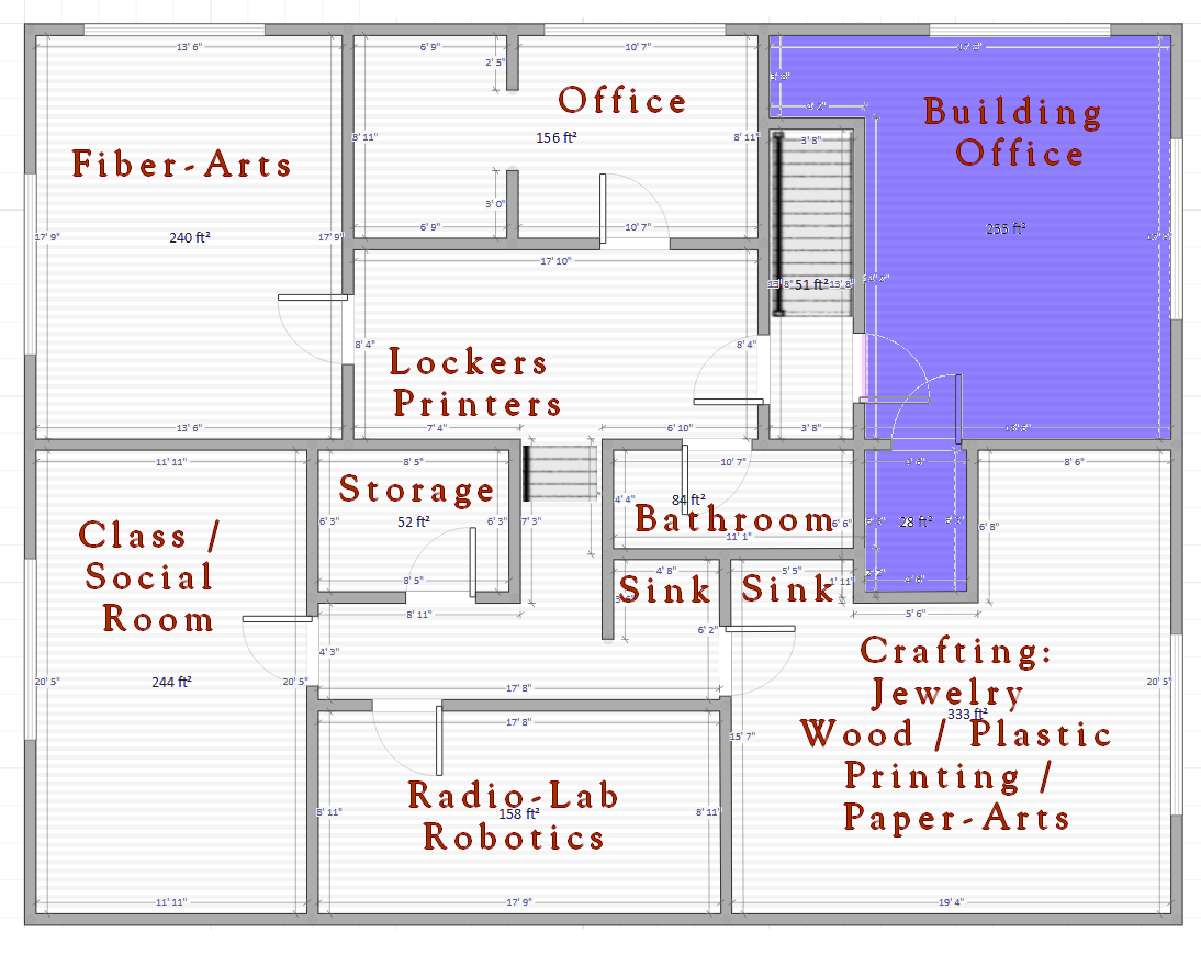 Expanded Floor Plan